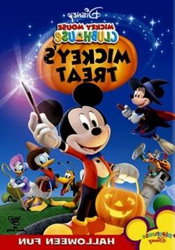 Playhouse Disney Mickey Mouse Clubhouse Halloween Special Mi