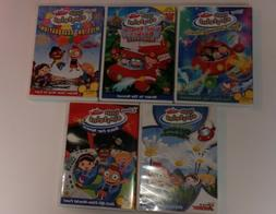 Playhouse Disney's Little Einsteins DVD Lot of 6-Hard to Fin