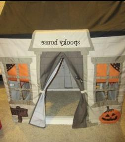 Pottery Barn Kids Playhouse Spooky & Cottage Covers,Frame