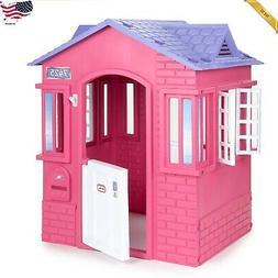 Little Tikes Princess Cottage Playhouse Kids Girls Pretend B