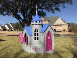 Disney Princess Wonderland Castle 🏰 Playhouse
