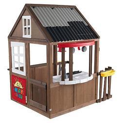 KidKraft Ryan's World Outdoor Playhouse Brand New Kid Toy Gi