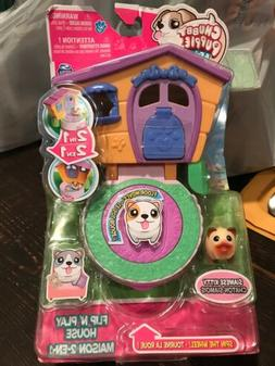 Siamese Kitty Chubby Puppies & Friends Spin Master New in Pa
