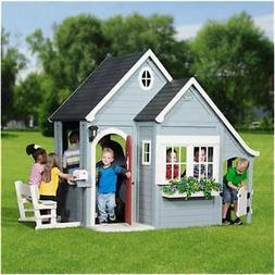 Backyard Discovery Spring Cottage Cedar Playhouse @@