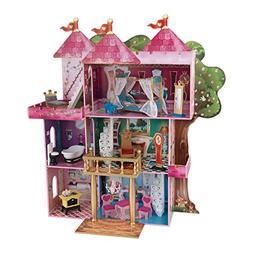 KidKraft 65878 Storybook Mansion Toy, 48 x 19.25 x 52.88, Mu
