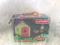 Sweet Streets Playhouse With Ashley And Accessories Rare NRF