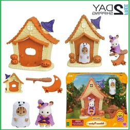 Sylvanian Families Calico Happy Halloween Toys Kids Critters