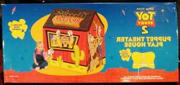 Toy Story 2 Puppet Theater Play House Woody's Round-Up easy