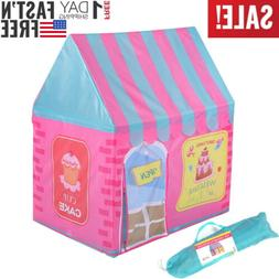 Toys For Girls Kids Play Tent Playhouse Baby Children House