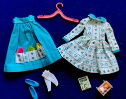 Vintage Skipper 1965 Fashion Let's Play House Mint & Compl